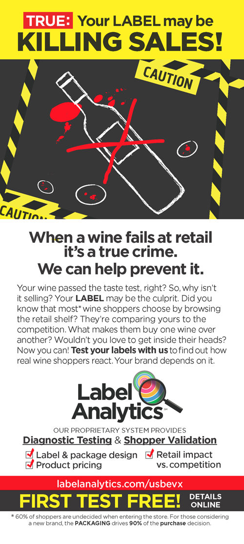 your label may be killing sales...