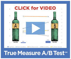 True Measure A/B from Label Analytics video